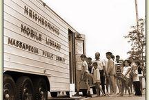 Bookmobile Love