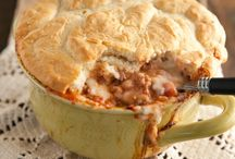 Comfort Foods / Yummy looking meat based recipes and great casseroles / by Dianne Hawley