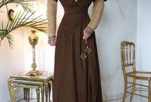 1900-1910 dresses