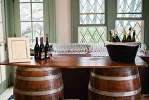 wine cellar party