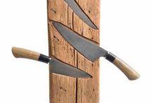 Βάση μαχαιριών