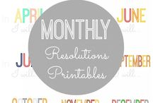 Printables  / by JuliAnne Berry