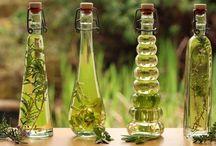 Recepty - domáce oleje, mastičky, tinktúry