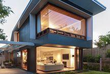 Fachadas casas / Fachadas