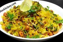 Poha Recipe-Kanda Poha