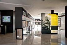 Expositions d'architectures / Architectures exposées