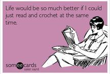 Crochet Memes / Crochet memes and jokes I found on the web. #crochetmeme #crochethumor