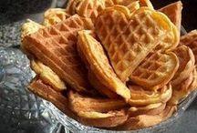wafles-receita