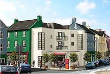 Shops in Clifden..  35 minutes from 'Red Sails' / Clifden is our nearest town. Here are some of the interesting shops that can be found there. Also maps showing the location of food shops.