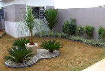 jardins com p. branca