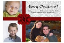 Christmas Cards | Christmas Time Treasures / Fun and Beautiful Christmas Cards to send to friends and family at Christmas.