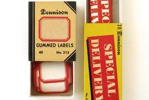 Vintage Desk Accessories / by Cheyenne Morrison