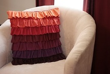 Sew Pillows & Decor / by Emily Abrahantes