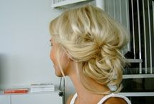 B-E-A-utiful <hair/nails> / by Marquee Woolsey