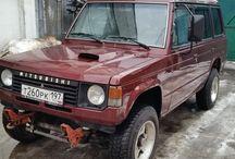 Mitsubishi Pajero aka Montero aka Dodge Raider / https://www.drive2.ru/