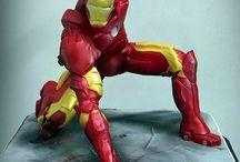 Iron man - železný muž