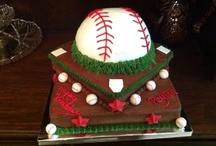 pasteles de deportes / by elda alvarado