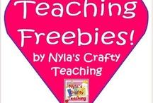 Teaching Ideas / by Chris Ford