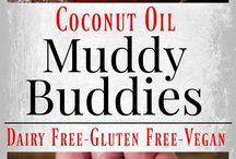 Gf checks muddy buddies / Gf checks snacks