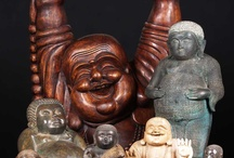 Happy Buddha / by Lotus Sculpture