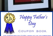 Fathersday and Mothersday ideas