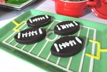 Football / by Squared Wedding Press / Squared Party Printables