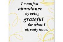 Abundance Vision Board