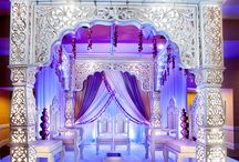 Mandap Mania / Take a look at our favorite mandap set ups