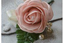 Wedding Buttonholes & Corsages