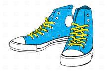 Thema schoenen kleuters / Shoe theme preschool / Thema schoenen kleuters, lessen en knutsels / Shoe theme preschool, lessons and crafts