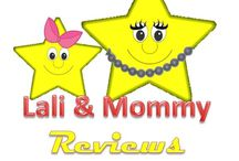 Our Family Reviews / Lali and Mommy review certain products.They are sent to us for free by companies and other sites.Sit back and enjoy our reviews!