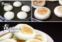 Ekmekler-Pideler-Breads