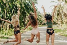 ▪ BEST FRIENDS FØREVER ▪ /  Mes bests, mes jumelles, mes femmes, ..., ma vie quoi ♡  ☆ Léa, Éléa et Ndoumbé pour toujours ☆