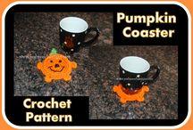 Halloween Crochet / Crochet patterns for Halloween