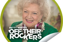 GetGlue Stickers  / by Betty White's Off Their Rockers Lifetime