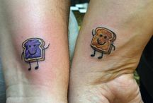friend tattoos