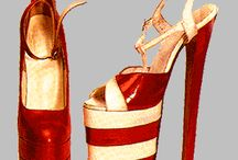 A Vintage Shoe for Every Occasion / Vintage Shoes Walking Through History