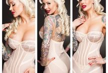Lingerie- Undergarments / All the pretties under that dress!