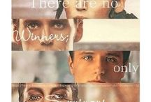 Hunger Games Love / by Britney Rowland