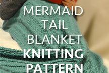 mermaid tail patterns