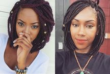 Black Women Braids