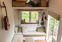 Tiny Houses / by Tricia L.