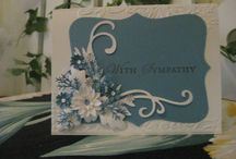 Sympathy Stampin Up Cards  / by Penny Graves