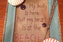 Some Beach;)  / by Jana Buchanan