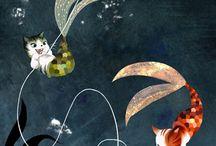 Art_Cat, Cat and Cat
