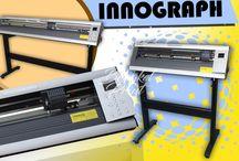Jual Mesin Cutting Sticker INNOGRAPH R500, R720, R1350