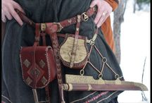 Rus Inspiration / References and inspiration for Rus related costuming or reenactment. Some historical, some fantasy.