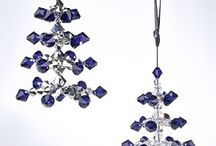 Crystal and beads