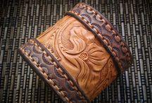 Leathercraft - Bracelets