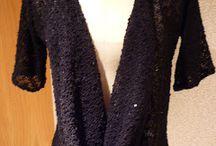 easy knit garments